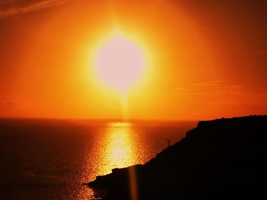 Hotel Altamadores : sunset