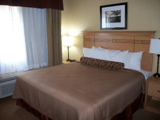 Baymont Inn & Suites Cuero: King Bed