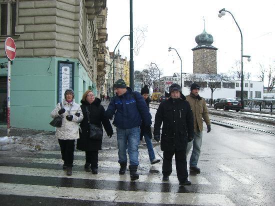 Caruana Tours : Mar/2011 Nové Město