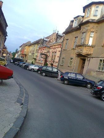 Restaurant Transilvania : Location