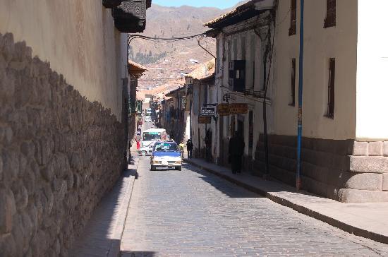 Hospedaje Turistico San Blas: San Blas