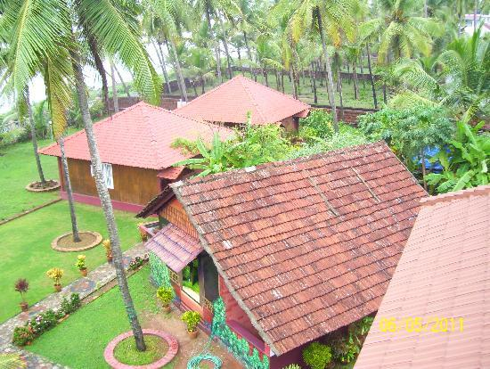 Asokam Beach Resort: The place