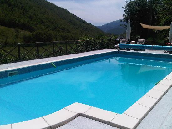 Santa Chiara: fantasic pool