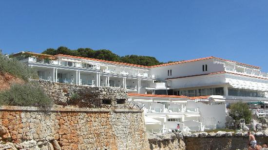 Hotel du Cap Eden-Roc: Hotel exterior