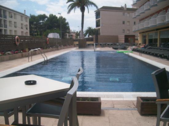 Hotel Cesar Augustus: piscine cesar augustus