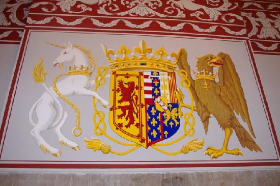 Stirling Castle: Other Coat of Arms