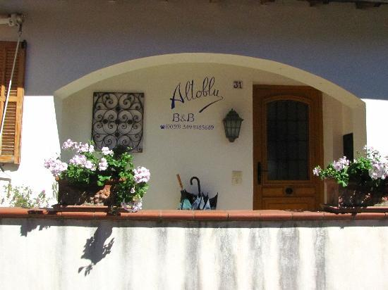Altoblu Bed & Breakfast: molto curato
