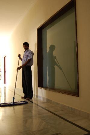 Gardenia Service Apartments: Maintenance