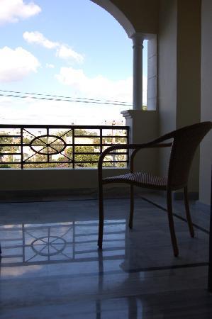 Gardenia Service Apartments: Balcony