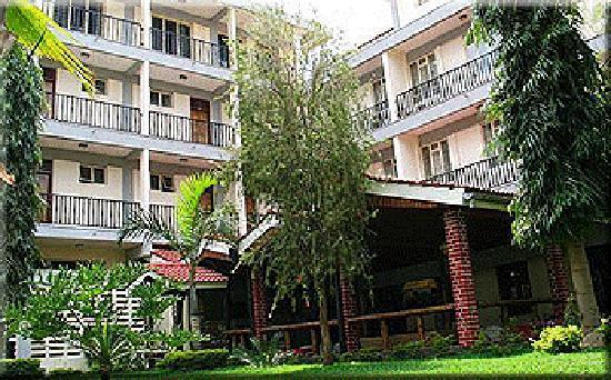 Kilimanjaro Crane Hotels & Safaris: HOTEL BACK