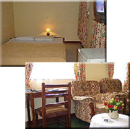 Kilimanjaro Crane Hotels & Safaris: HOTEL ROOMS