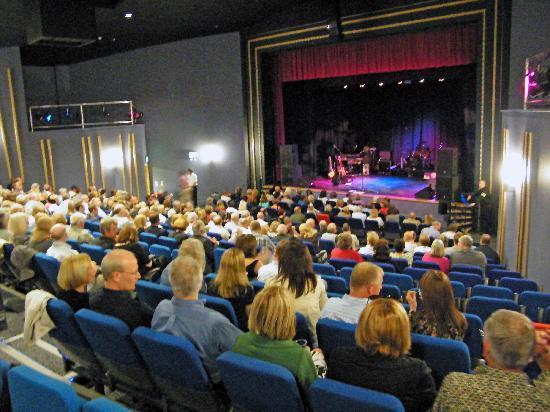 PLAYHOUSE: The auditorium