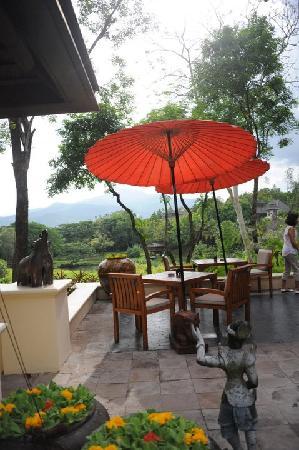 Four Seasons Resort Chiang Mai: the restaurant