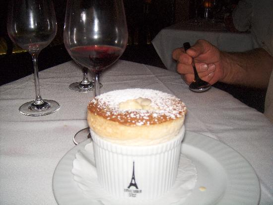 We had Caramel Souffle. They had many others to select from !