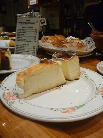 Cheesecake Picture Of Mimo San Sebastian San Sebastian Donostia