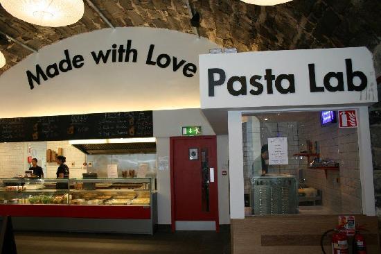 Lovepasta @ Parkplace
