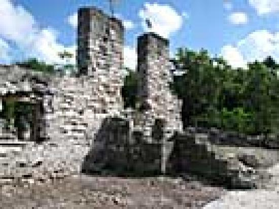 Clifton Heritage National Park: See the ruins of the Slave Masters House