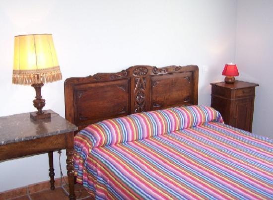 Maison Iribarnia : chambre 1 gite Iribarnia