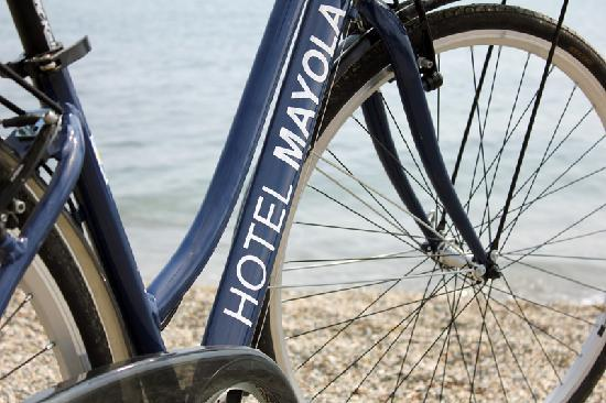 Hotel Mayola: Our city bikes