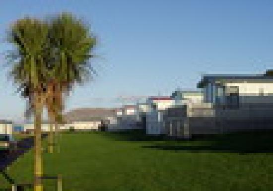 Bennane Shore Holiday Park: 5 Star Site with Spa Facilities
