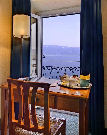 Hotel Garni Riviera: dalle nostre finestre...