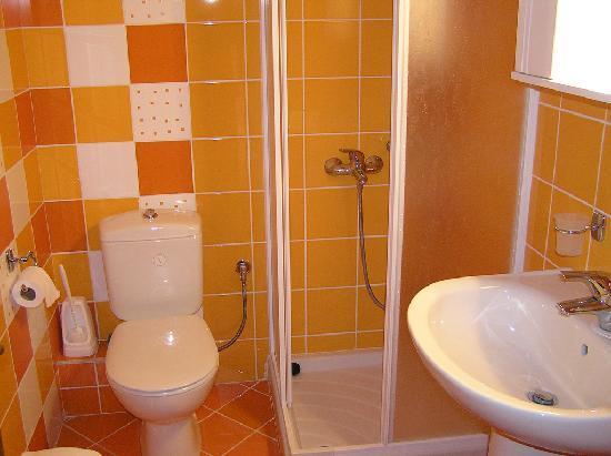Anthi Apartments : Bathroom