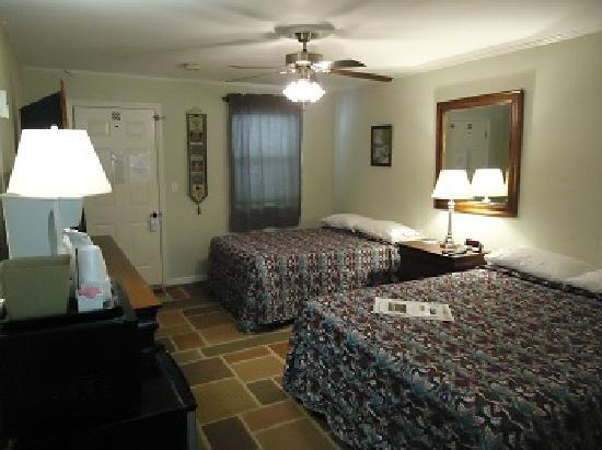 Falls Country Motel: Wilderness Room