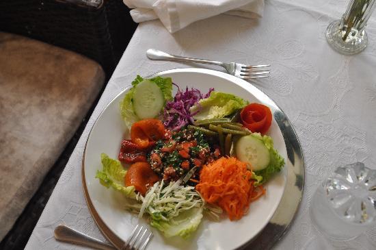 Riad Aguaviva: Esas comidas, mmmm