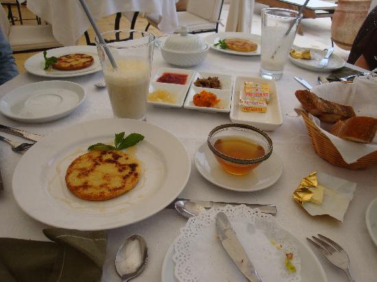 Riad Aguaviva: Que fantásticos desayunos