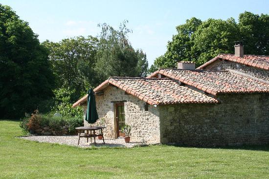 Souvigne, Francia: La Petite Maison