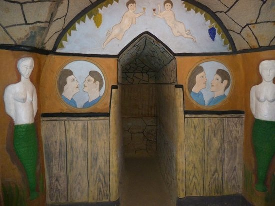 Painted cellar (Malovany sklep)