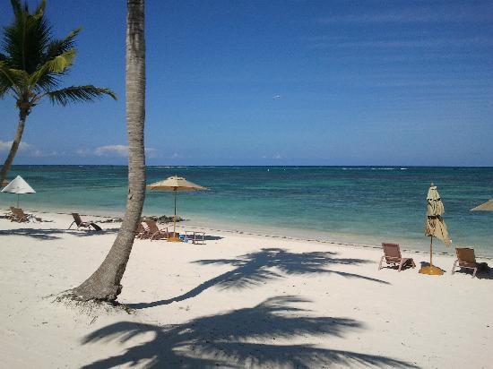 Tortuga Bay Hotel Puntacana Resort & Club: La plage déserte, juste pour vous
