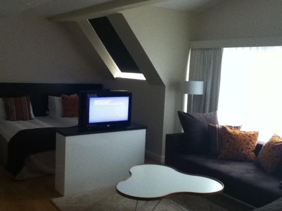Thon Hotel Cecil : spacious room