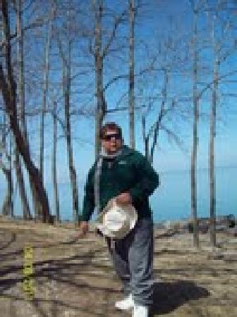canada bellisimo lago ontario en naigara del