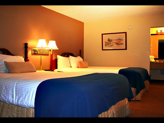 Econo Lodge Columbus: Double Room