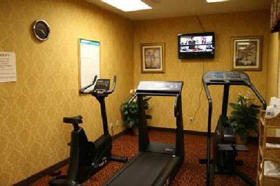 River Chase Inn: Fitness Center