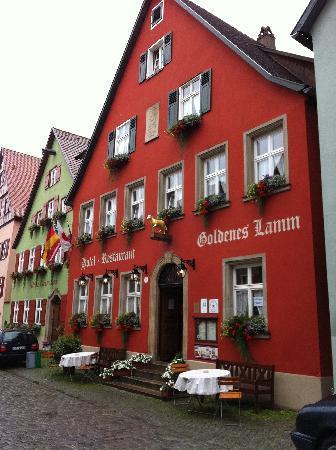Goldenes Lamm: Hotel
