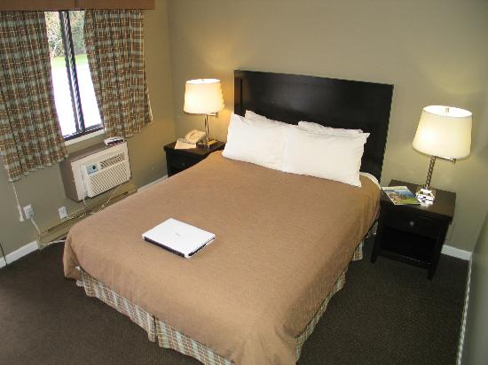 The Recreation Inn & Suites: standard queen