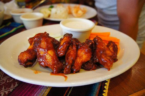 Miguelocos Grill and Cantina: bufalo? (sorry, I frogot)