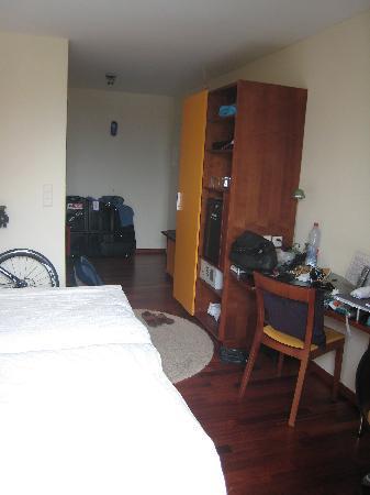 Sorell Hotel Speer: Bedroom