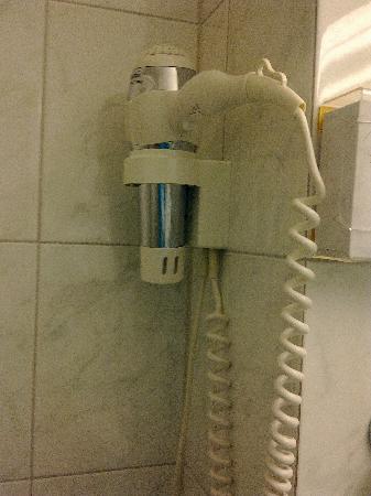 Sorell Hotel Speer: Hairdryer