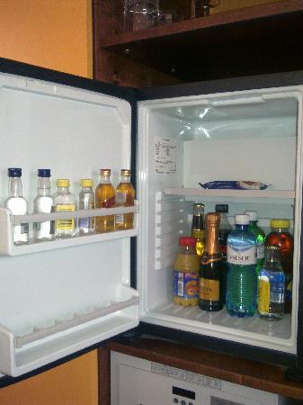 Sorell Hotel Speer: Minibar