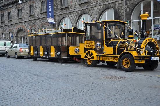 Kilkenny City Tours: kilkenny City Road Train