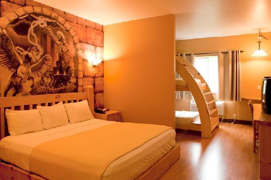 Mt Olympus Wisconsin Dells Hotel Rooms