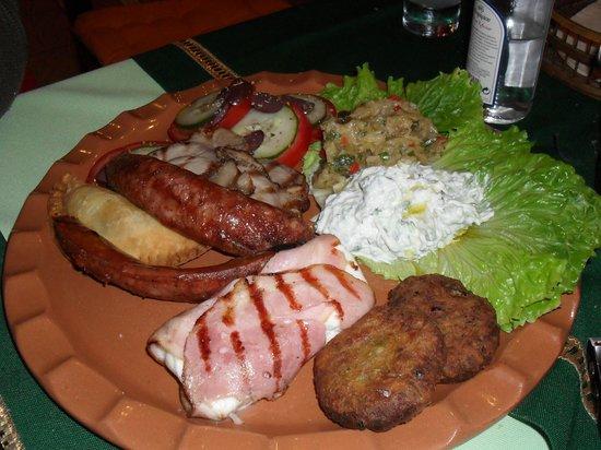 Kerasma Restaurant: delicious
