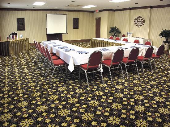 Holiday Inn Express Hotel & Suites Scott - Lafayette West: Meeting Room