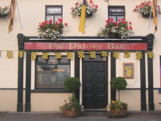 ‪The Priory Bar‬