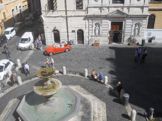 B & B Suburbe Roma : fountain