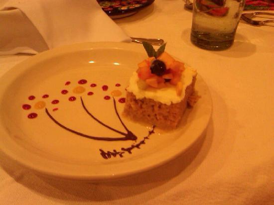 Rancho La Puerta Spa: dessert... yum
