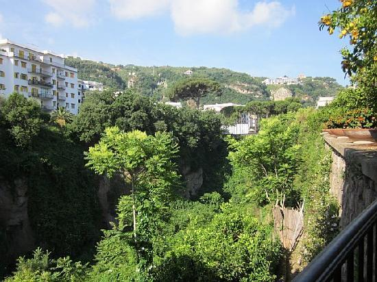 Antiche Mura Hotel: Your view while eating breakfast